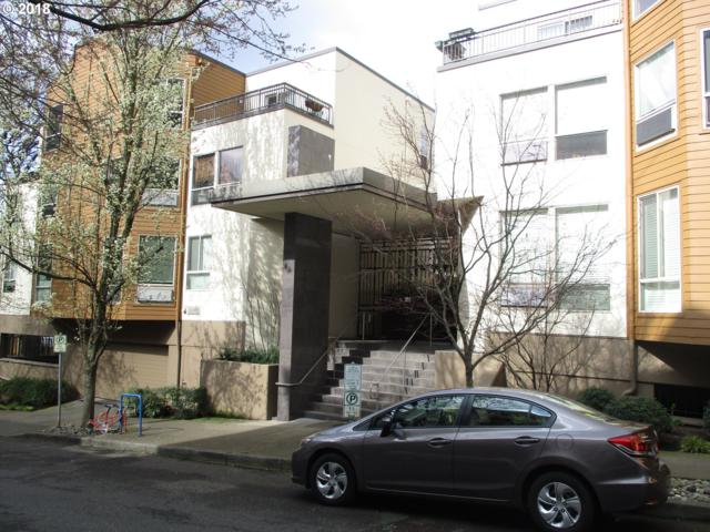 1535 SW Clay St #111, Portland, OR 97201 (MLS #18127742) :: Change Realty