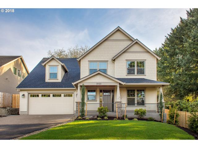 1923 19TH St, West Linn, OR 97068 (MLS #18127813) :: Next Home Realty Connection