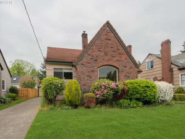 1615 NE 60TH Ave, Portland, OR 97213 (MLS #18128179) :: The Dale Chumbley Group