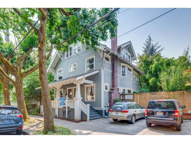 1219 SE 23RD Ave, Portland, OR 97214 (MLS #18128502) :: TLK Group Properties