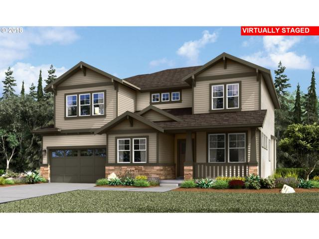 16654 SW Autumnvale Ln, Beaverton, OR 97007 (MLS #18129491) :: Portland Lifestyle Team