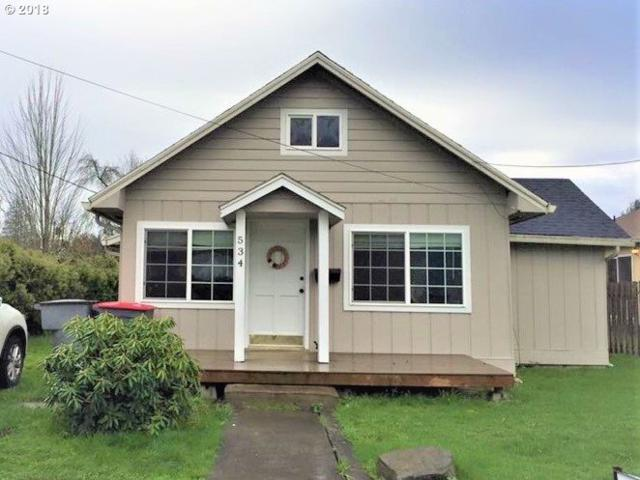 534 NW Sherman St, Sheridan, OR 97378 (MLS #18131197) :: Portland Lifestyle Team