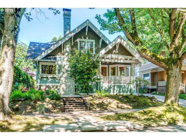2622 NE 14TH Ave, Portland, OR 97212 (MLS #18131350) :: McKillion Real Estate Group