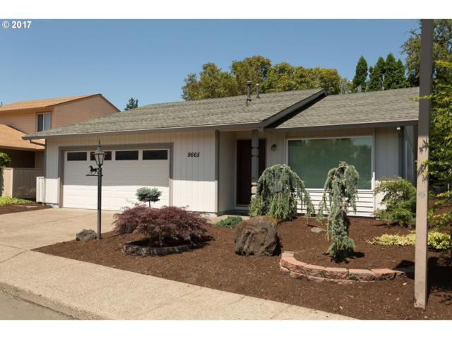 9665 SW Lakeside Dr, Tigard, OR 97224 (MLS #18132001) :: Next Home Realty Connection