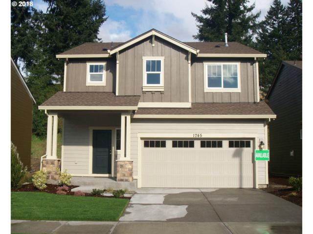 17055 SE Rhododendron, Happy Valley, OR 97086 (MLS #18132129) :: Hatch Homes Group