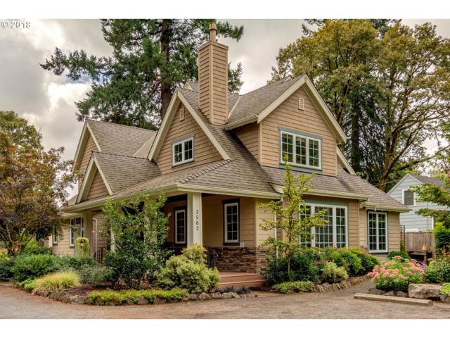 3562 Upper Dr, Lake Oswego, OR 97035 (MLS #18132237) :: Fox Real Estate Group