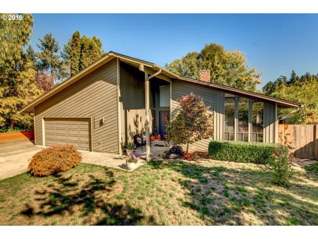 6840 SW Lily Pl, Beaverton, OR 97008 (MLS #18132762) :: Matin Real Estate