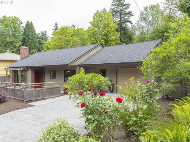 7130 SW 37TH Ave, Portland, OR 97219 (MLS #18132890) :: Hatch Homes Group