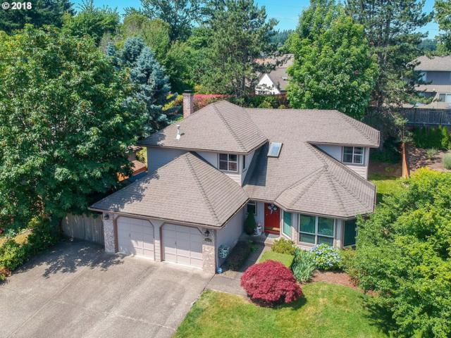 8445 SW 158TH Pl, Beaverton, OR 97007 (MLS #18134175) :: Matin Real Estate