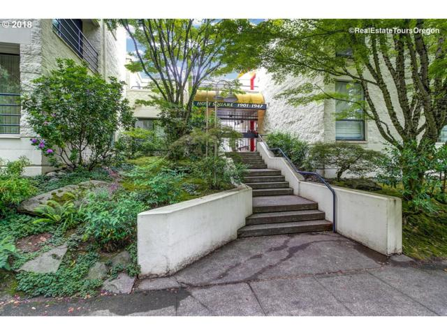 1943 NW Hoyt St #206, Portland, OR 97209 (MLS #18134219) :: Hatch Homes Group