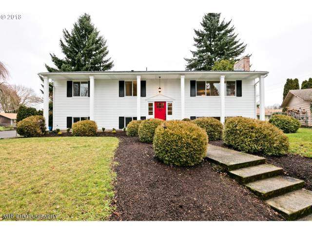 909 NW 49TH St, Vancouver, WA 98663 (MLS #18134575) :: Next Home Realty Connection
