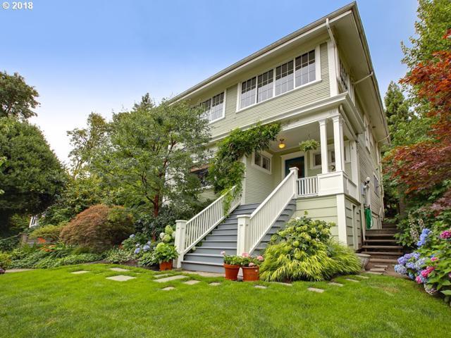 1616 SW Elizabeth St, Portland, OR 97201 (MLS #18134606) :: R&R Properties of Eugene LLC