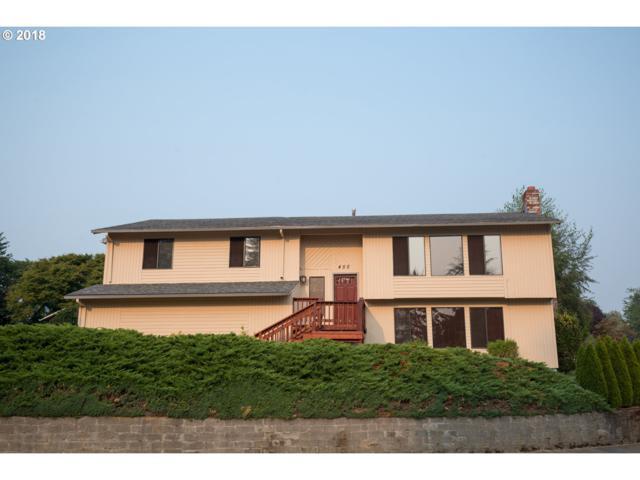 450 NE Scott Ave, Gresham, OR 97030 (MLS #18134642) :: Matin Real Estate