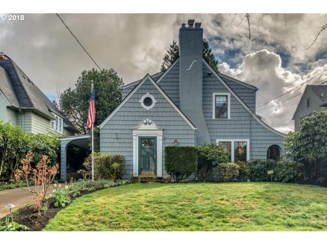 7730 SE 30TH Ave, Portland, OR 97202 (MLS #18134839) :: The Dale Chumbley Group