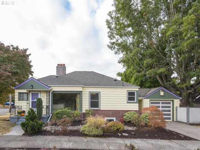 6430 NE Hancock St, Portland, OR 97213 (MLS #18134958) :: Townsend Jarvis Group Real Estate