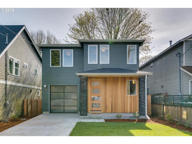 9258 N Buchanan Ave, Portland, OR 97203 (MLS #18136431) :: The Dale Chumbley Group