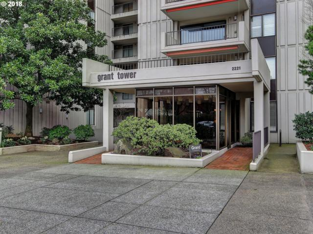 2221 SW 1ST Ave #2324, Portland, OR 97201 (MLS #18136652) :: Next Home Realty Connection