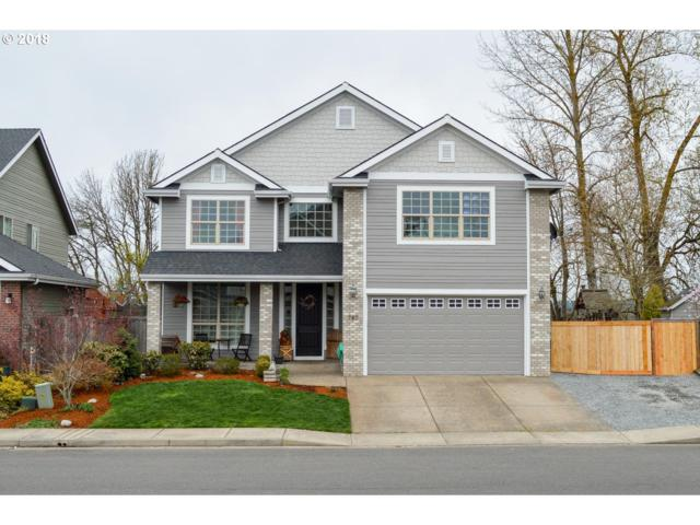 707 June Dr, Molalla, OR 97038 (MLS #18137276) :: Portland Lifestyle Team