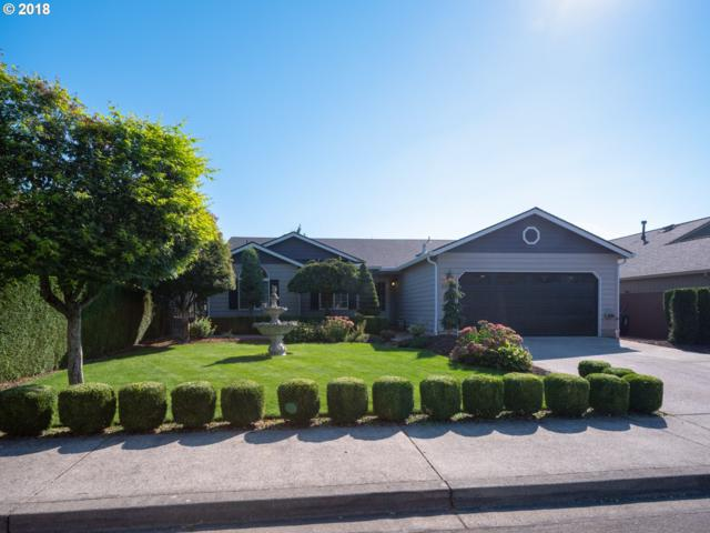 8207 NE 163RD Ave, Vancouver, WA 98682 (MLS #18137551) :: Next Home Realty Connection