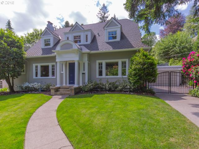 141 SW Wright Ave, Portland, OR 97205 (MLS #18137570) :: Keller Williams Realty Umpqua Valley