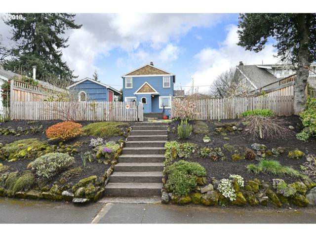 5611 N Atlantic Ave, Portland, OR 97217 (MLS #18138221) :: The Dale Chumbley Group