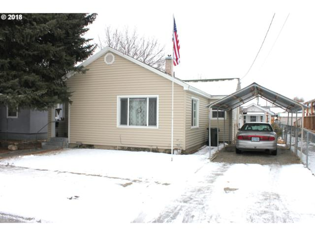 1645 Madison St, Baker City, OR 97814 (MLS #18138296) :: Cano Real Estate