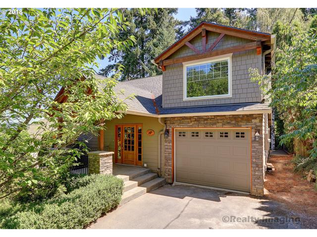 9506 SW 55TH Ave, Portland, OR 97219 (MLS #18138342) :: Next Home Realty Connection