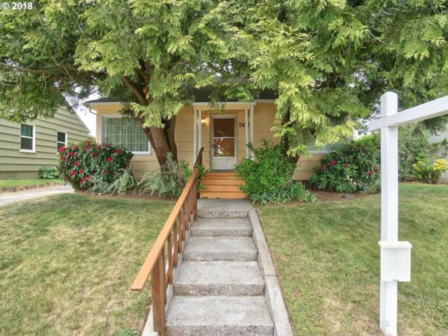 7475 N Mckenna Ave, Portland, OR 97203 (MLS #18138864) :: Keller Williams Realty Umpqua Valley