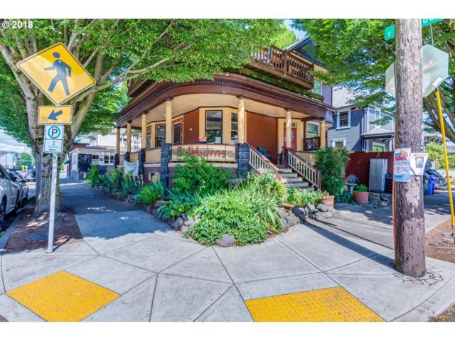 1735 E Burnside St, Portland, OR 97214 (MLS #18139893) :: Hatch Homes Group