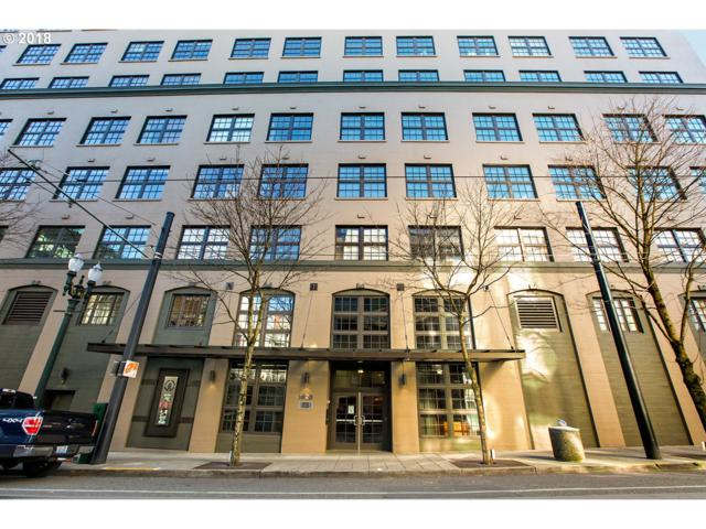 1420 NW Lovejoy St #330, Portland, OR 97209 (MLS #18140837) :: Next Home Realty Connection