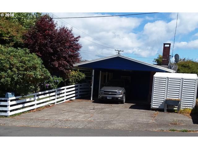 805 South Hill Dr, Reedsport, OR 97467 (MLS #18141595) :: Stellar Realty Northwest