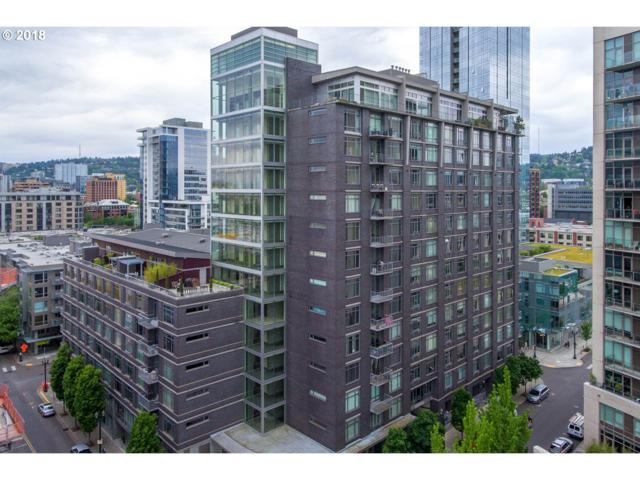 1255 NW 9TH Ave #1105, Portland, OR 97209 (MLS #18141787) :: Harpole Homes Oregon