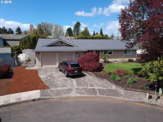 245 SE 30TH Ave, Hillsboro, OR 97123 (MLS #18141842) :: Portland Lifestyle Team