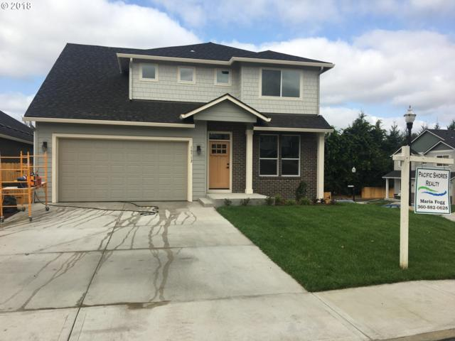 10712 NE 107TH Ct, Vancouver, WA 98662 (MLS #18142398) :: The Dale Chumbley Group