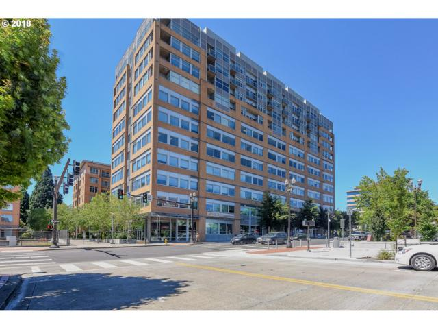 700 Washington St #1022, Vancouver, WA 98660 (MLS #18142440) :: The Sadle Home Selling Team