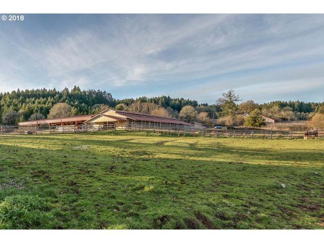80143 Hazelton Rd, Cottage Grove, OR 97424 (MLS #18142855) :: Harpole Homes Oregon