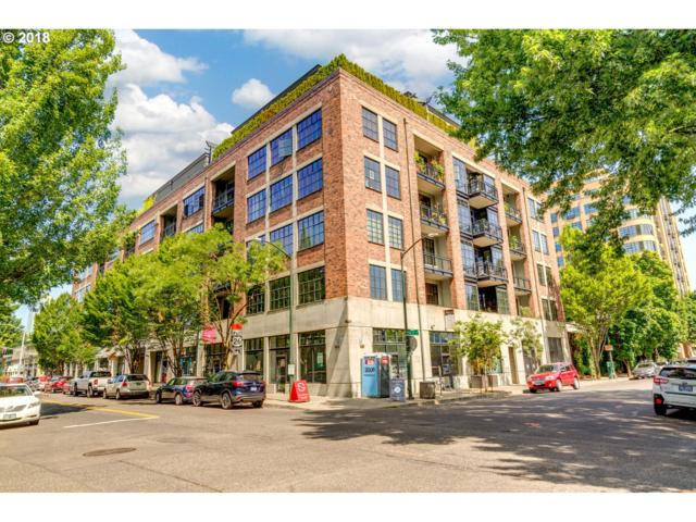 408 NW 12TH Ave #408, Portland, OR 97209 (MLS #18143080) :: Next Home Realty Connection