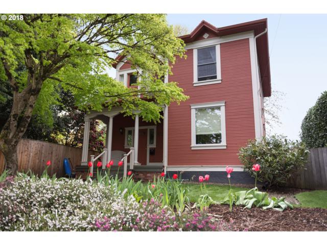 3388 SE Holgate Blvd, Portland, OR 97202 (MLS #18143252) :: Hatch Homes Group