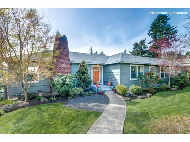 2216 SW Sunset Dr, Portland, OR 97239 (MLS #18143449) :: The Dale Chumbley Group