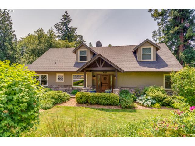910 SW Maplecrest Dr, Portland, OR 97219 (MLS #18143671) :: Portland Lifestyle Team