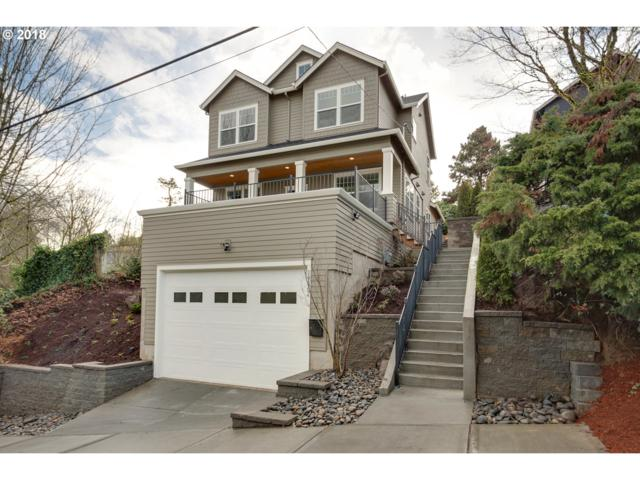 1722 SW Custer St, Portland, OR 97219 (MLS #18144271) :: Hatch Homes Group