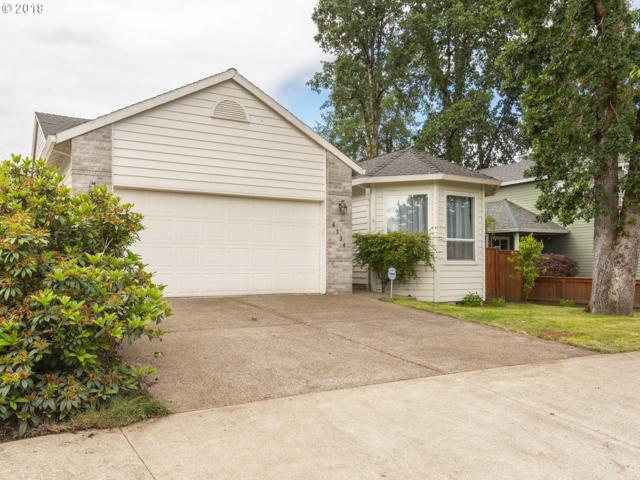6534 SE Ariel St, Hillsboro, OR 97123 (MLS #18144801) :: Portland Lifestyle Team