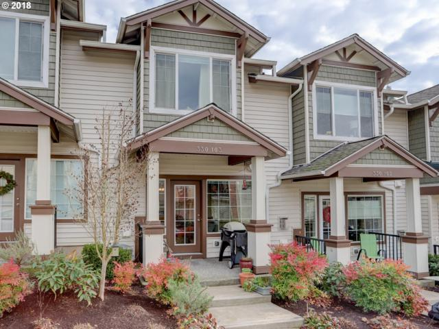 330 NW 116TH Ave #103, Portland, OR 97229 (MLS #18145449) :: Next Home Realty Connection