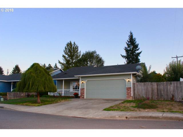993 Bush Ln, Creswell, OR 97426 (MLS #18145455) :: R&R Properties of Eugene LLC