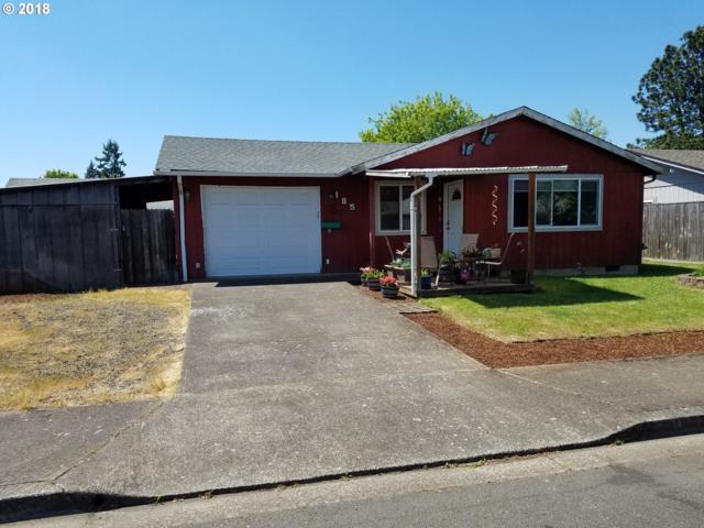 185 Crona St, Junction City, OR 97448 (MLS #18145507) :: R&R Properties of Eugene LLC