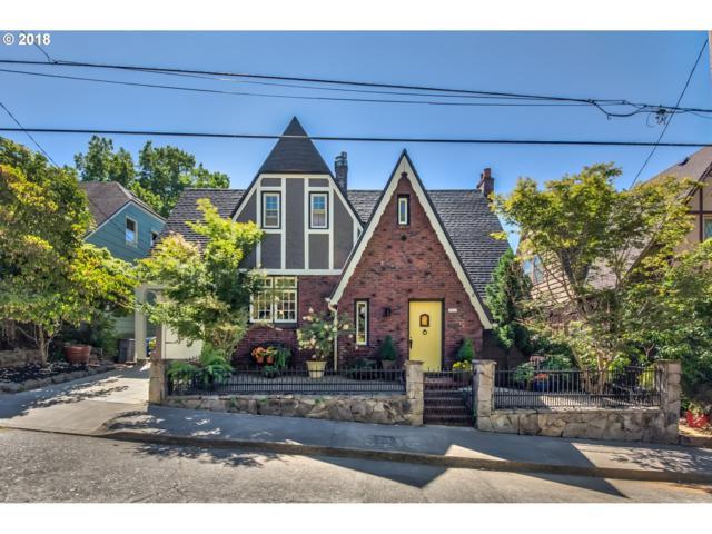 3422 NE Klickitat St, Portland, OR 97212 (MLS #18146451) :: Hatch Homes Group