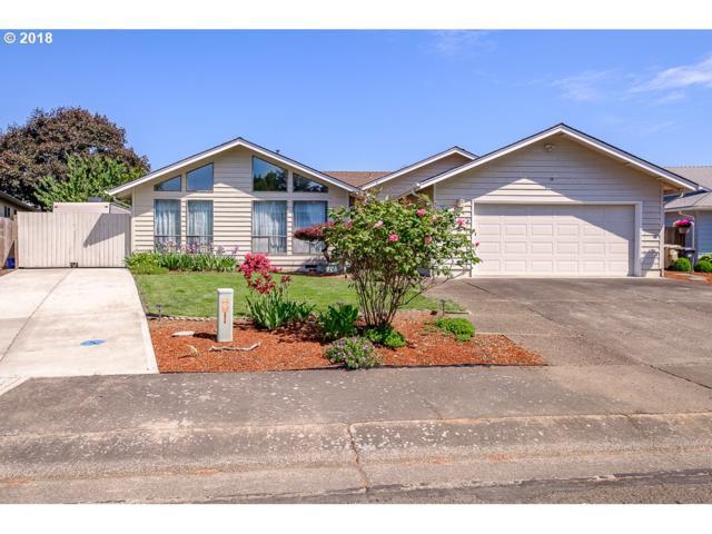 3038 SE Bartley Pl, Albany, OR 97322 (MLS #18146743) :: R&R Properties of Eugene LLC