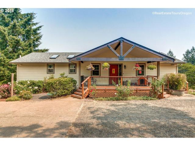 35155 NE Rocky Hill Rd, Newberg, OR 97132 (MLS #18146778) :: Harpole Homes Oregon