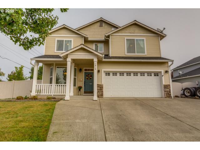 1910 NW 12TH St, Battle Ground, WA 98604 (MLS #18147035) :: Matin Real Estate