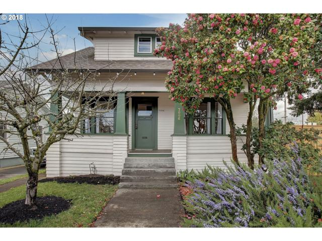 7006 N Lancaster Ave, Portland, OR 97217 (MLS #18147111) :: Next Home Realty Connection